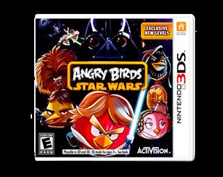 Imagen de Angry Birds Star Wars (Nuevo) 3DS