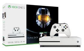 Imagen de Xbox One S 500GB Ultimate Halo Bundle