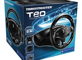 Imagen de Volante PS4 PS3 PC Thrustmaster T80