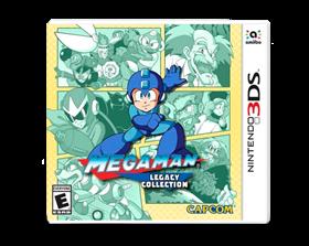 Imagen de Mega Man Legacy Collection (Nuevo) 3DS