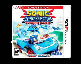 Imagen de Sonic & All-Stars Racing Transformed (Nuevo) 3DS