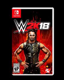 Imagen de WWE 2K18 (Nuevo) Switch