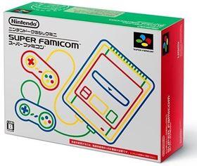 Imagen de SNES Mini (Nintendo Super Famicom) versión Japón