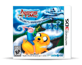 Imagen de Adventure Time: The Secret of the Nameless Kingdom 3DS