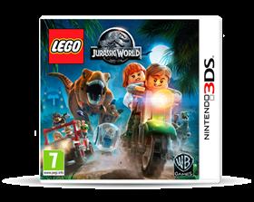 Imagen de LEGO Jurassic World (Nuevo) 3DS