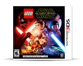 Imagen de LEGO Star Wars: The Force Awakens (Nuevo) 3DS