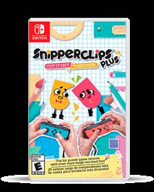 Imagen de Snipperclips (Nuevo) Switch
