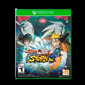 Imagen de Naruto Shippuden Ultimate Ninja Storm 4 (Usado) XBOX ONE