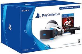 Imagen de Playstation VR Bundle GT Sport