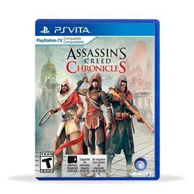 Imagen de Assassins Creed Chronicles (Nuevo) PS Vita