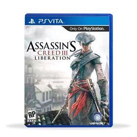 Imagen de Assassins Creed III Liberation (Nuevo) PS Vita