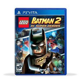 Imagen de LEGO Batman 2: DC Super Heroes (Nuevo) PS Vita