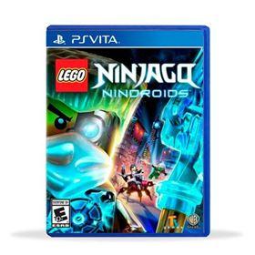 Imagen de LEGO Ninjago Nindroids (Nuevo) PS Vita
