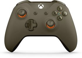 Imagen de Joystick XBOX One Inalambrico Green/Orange