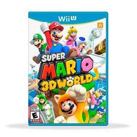 Imagen de Super Mario 3DS World (Nuevo) WII U