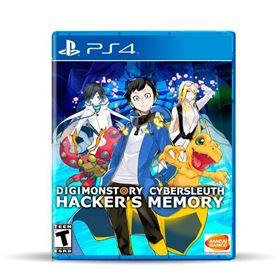 Imagen de Digimon Story Cyber Sleuth: Hacker's Memory (Nuevos) PS4