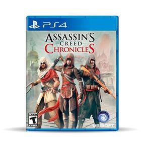 Imagen de Assassin's Creed Chronicles (Usado) PS4