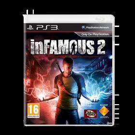 Imagen de inFamous 2 (Usado) PS3