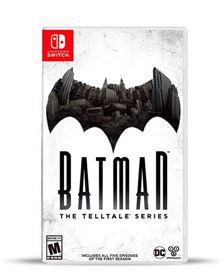 Imagen de Batman The Telltale Series (Usado) Switch