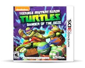 Imagen de Teenage Mutant Ninja Turtles Danger of the Ooze (Nuevo) 3DS