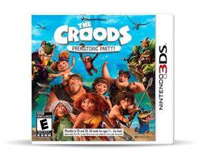Imagen de The Croods Prehistoric Party (Nuevo) 3DS