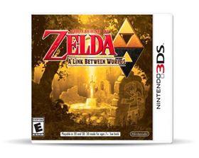 Imagen de The Legend Of Zelda A Link Between Worlds (Nuevo) 3DS