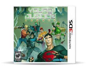 Imagen de Young Justice Legacy (Nuevo) 3DS