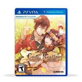Imagen de Code: Realize Future Blessings (Nuevo) PS Vita