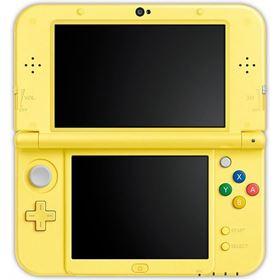 Imagen de New Nintendo 3DS XL Yellow Pikachu