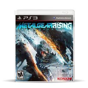 Imagen de Metal Gear Rising: Revengeance (Usado) PS3