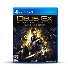 Imagen de Deus Ex: Mankind Divided (Usado) PS4