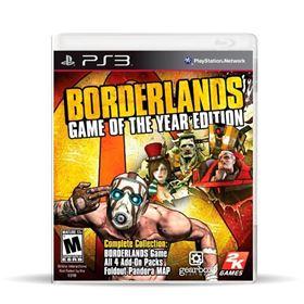 Imagen de Borderlands Game of the year Ed (Usado) PS3