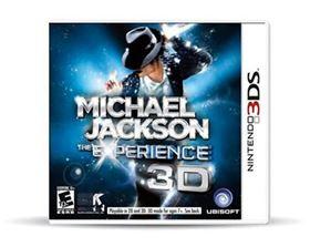 Imagen de Michael Jackson The Experience 3D (Usado) 3DS