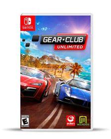 Imagen de Gear Club Unlimited (Usado) Switch