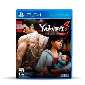 Imagen de Yakuza 6 The Song of Life Essence (Nuevo) PS4