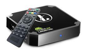Imagen de Android TV BOX Ledstar LAT T-96w