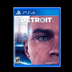 Imagen de Detroit: Become Human PS4 (Nuevo)