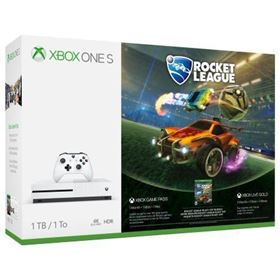 Imagen de XBOX ONE S 1TB Rocket League Bundle
