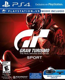 Imagen de Gran Turismo Sport en Sobre (Nuevo) PS4