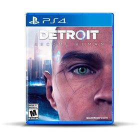 Imagen de Detroit Become Human (Nuevo) PS4