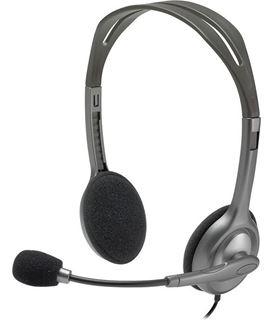 Imagen de Auriculares Logitech H111 Stereo