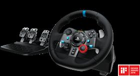 Imagen de Volante Logitech G29 para PS5 PS4 PS3 PC