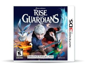 Imagen de Rise of the Guardians: The Video Game (Nuevo)3DS