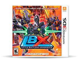 Imagen de Little Battlers eXperience (Nuevo) 3DS