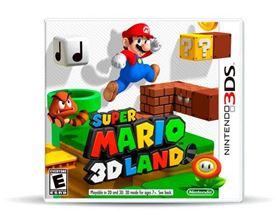 Imagen de Super Mario 3D Land (Nuevo) 3DS