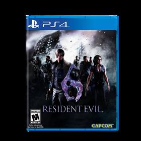 Imagen de Resident Evil 6 (Usado) PS4