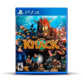 Imagen de Knack (Usado) PS4