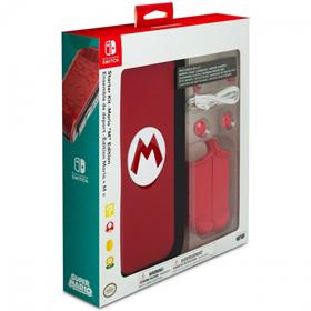 Imagen de Kit Starter para Switch Mario Edition