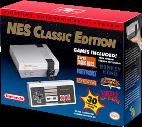 Imagen de Nintendo NES Mini (NES Classic) original Nintendo