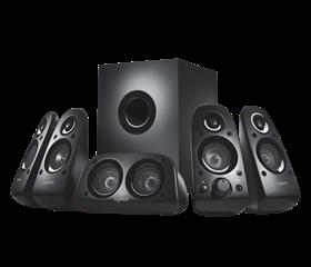 Imagen de Parlante Logitech Surround Sound Z506 5.1